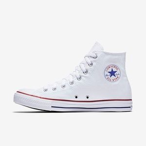 WORN ONCE converse high top